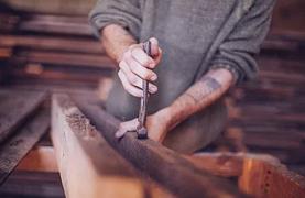 防腐木加工